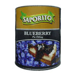1Blueberry Pie Filling 6 Tins x 3.16 kg